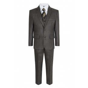Superior Quality Brown Suit