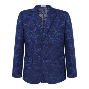 Boys Printed Blazer in Wine / Blue 1 - 15 years £39.99