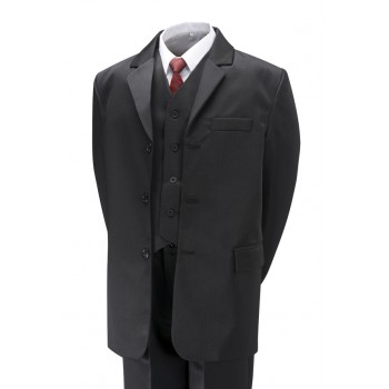 5 Piece Black/Grey/Navy/Brown Classic Suit - HIRE from just £10.99 or buy from 14.99