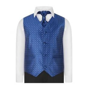 Boys Waistcoat Suit in Blue / Black / Red / Purple 1 - 15 years £39.99