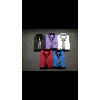 HP3 Boys Shirt And Tie 1 - 15 Years