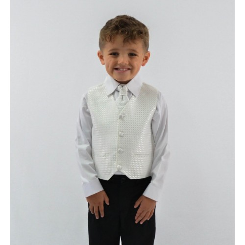 d6673195e967b Boys Suits Waistcoat Suits Boys Wedding Suits 4pc Baby Page Boy Party 6  Colours BUY OR ...
