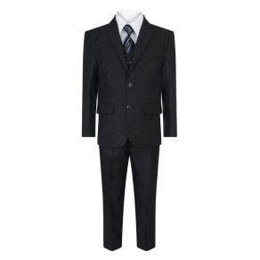 5 Piece Black/Grey/Navy/Brown Slim Suit - HIRE from just £10.99 or buy from 14.99