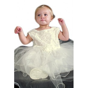 Daisy Ivory Dress HP3 BUY OR HIRE from just £10.99