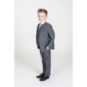 VIV 5 PIECE SUIT IN GREY (HP1) BUY OR HIRE from just £10.99