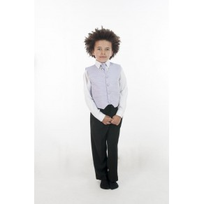 4 PIECE SWIRL SUIT IN LILAC (HP1) BUY OR HIRE from just £10.99