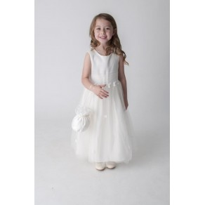BUTTERFLY DRESS IN IVORY W327 (HP1) BUY OR HIRE from just £10.99
