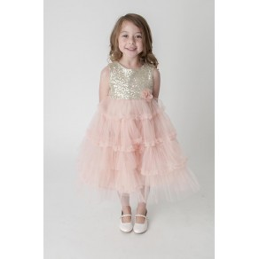 PINK TULLE DRESS V350 (HP1) BUY OR HIRE from just £10.99