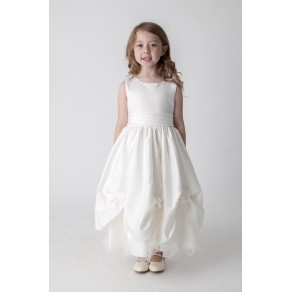 ROSEBUD DRESS IN IVORY W325 (HP1) BUY OR HIRE from just £10.99