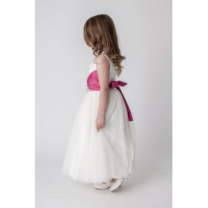 BROACH DRESS IN PINK V341 (HP1) BUY OR HIRE from just £10.99