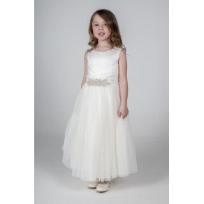 BROACH DRESS IN IVORY V341 (HP1)  BUY OR HIRE from just £10.99