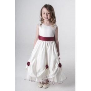 ROSEBUD DRESS IN RED W325 (HP1) BUY OR HIRE from just £10.99