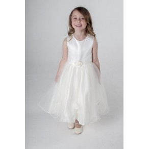 ROSE DRESS IN IVORY V349 (HP1) BUY OR HIRE from just £10.99