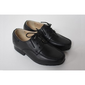 BOYS WILLIAM SHOES IN BLACK (HP1)