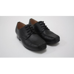 BOYS HARRY SHOES IN BLACK (HP1)