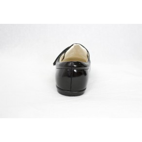 BOYS EARLY STEPS PRINCE SHOES IN BLACK (HP1)