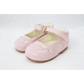 GIRLS EARLY STEPS FAIRY SHOES IN PINK (HP1)