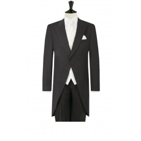 Prince William5 Charcoal Morning Suit with Matching Trousers- HIRE from just £15.99 (with full refundable deposit)