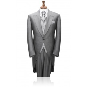 Prince William8 Grey Mohair Morning Suit- HIRE from just £15.99 (with full refundable deposit)