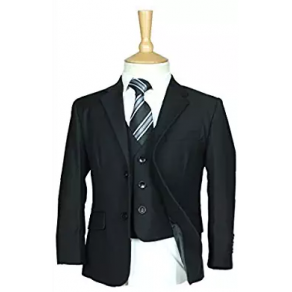 5 Piece Black/Grey/Navy/Brown Suit-  HIRE from just £10.99 (one off charge for 4 weeks or longer) or buy from 14.99